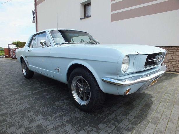 Auto Do Ślubu Wesele Ford Mustang ŚLĄSK