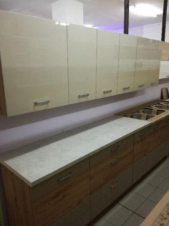 Nowe Meble Kuchenne Połysk + Ciche Domyki