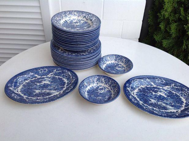 Набор английских тарелок