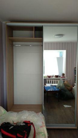 Шкаф купе с зеркалами. Сонома или венге магия. 170 см. В наличии
