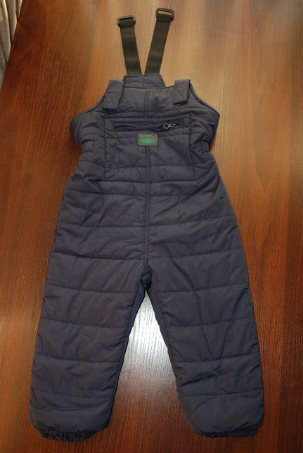 Spodnie zimowe narciarskie -Zara - rozmiar 98