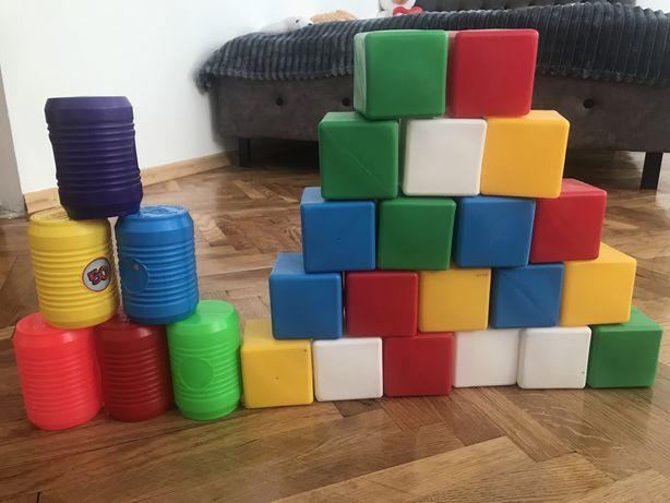 Кубики, бочечки пластикові!