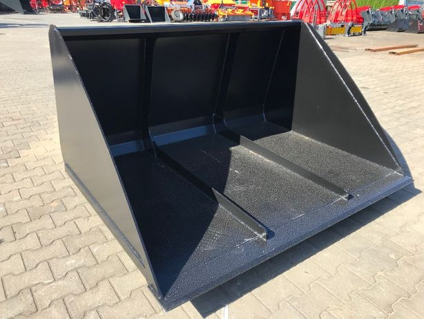 Szufla do wózka widłowego 180 cm 200 cm 220 cm 1,5m3 objętość 2,0m3