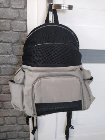 Plecak, torba transportowa pies, kot
