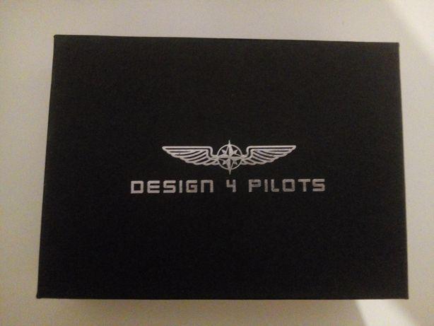 Conjunto Carteira Design 4 Pilots