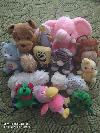 Мягкая игрушка или мешок верных друзей