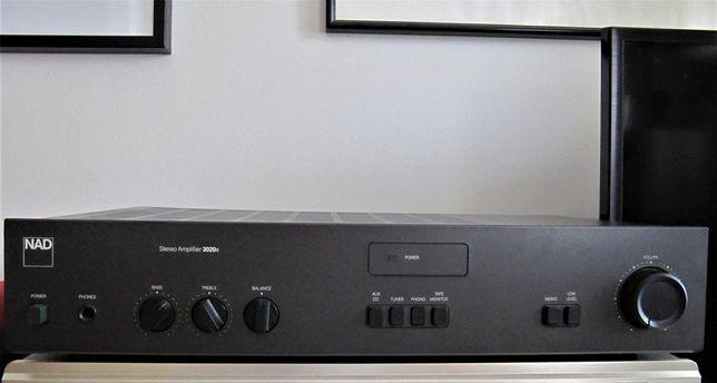 Amplificador Nad 3020 e