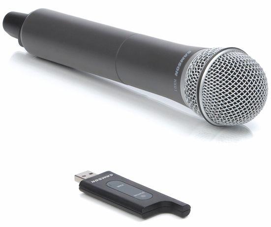 Samson Stage X1U - беспроводной USB-микрофон