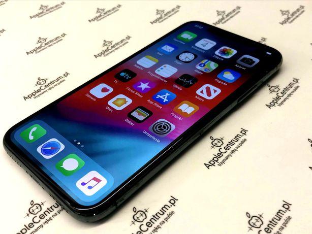 ALE CENA! • iPhone X 64GB Space Grey • GWARANCJA 1 MSC • AppleCentrum