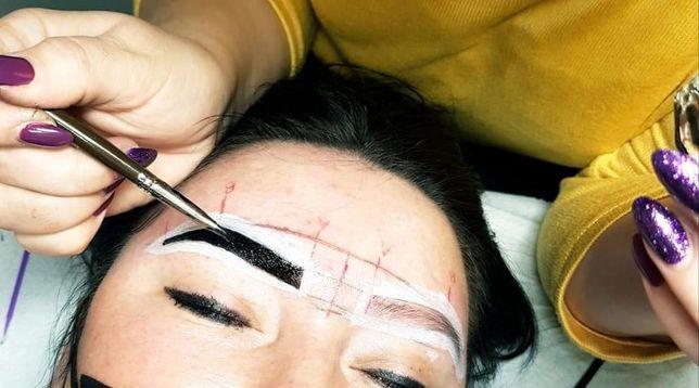 Stylizacja rzęs i brwi,makijaż, upięcia. Promocyjne ceny!