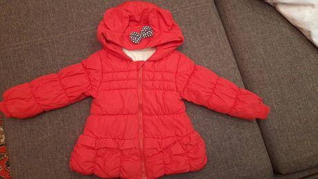 Куртка осень зима 92-104