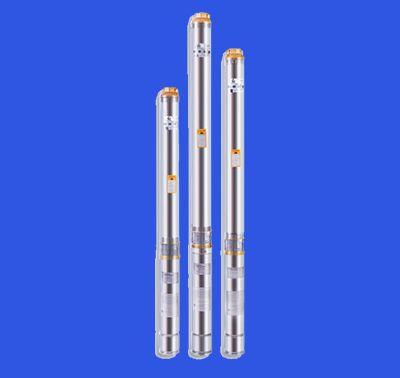 Скважинный насос 75QJD и 90QJD центробежный многоступенчатый глубинный