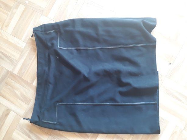 Spódnica czarna rozmiar 48