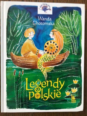 """Legendy polskie"" Wanda Chotomska"