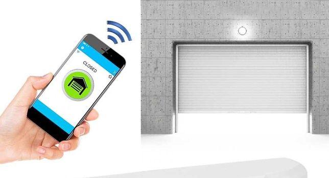 Módulo WI-FI para abrir portão de garagem ou exterior