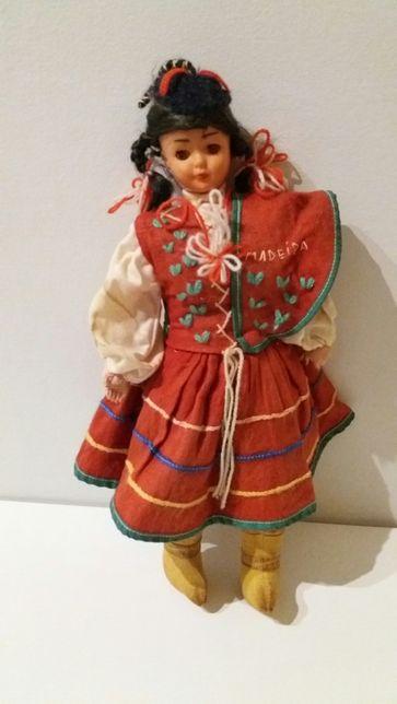 Boneca madeirense
