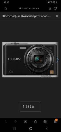 Фотоаппарат Panasonic Lumix DMC-SZ3 Black (DMC-SZ3EE-K)