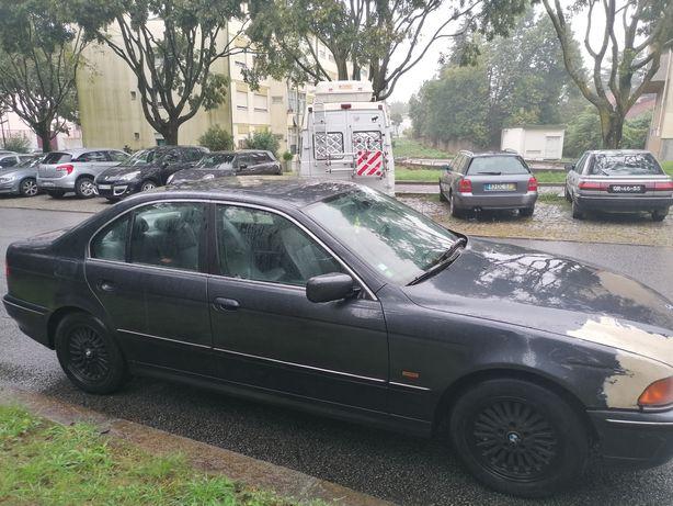 BMW 520 gazolina sistemq a gaz caixa automatica