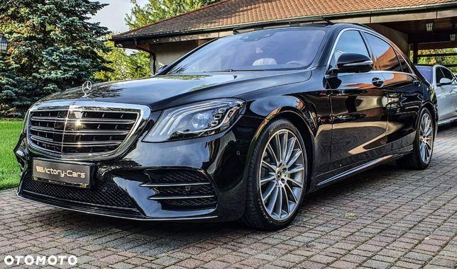 Mercedes-Benz Klasa S / Cena Netto / F.Vat 23% / AMG / LANG / 4M / PANO / GWARANCJA /