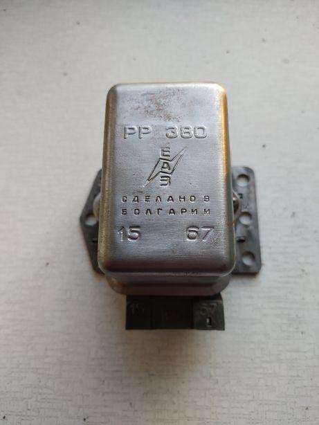 Регулятор зарядки рр380