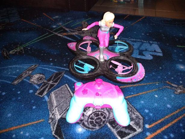 Barbie na latającym dronie- wysyłka gratis!