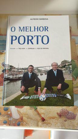 Livro FC Porto. (incluí portes de envio)