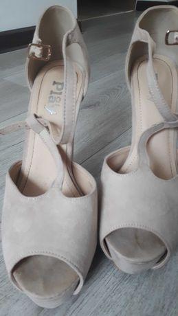 Шикарні туфлі 39 розмір