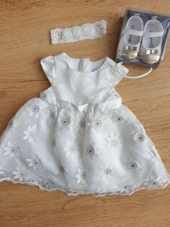 Sukienka do chrztu , 68