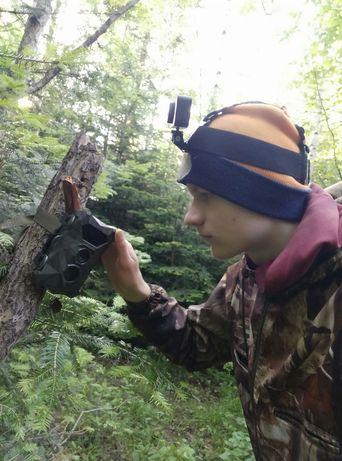 Фотоловушка, фотопастка для зйомок всього що рухається!