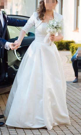 suknia ślubna PRONOVIAS DALAMO 34