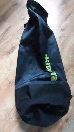 Plecak sportowy na akcesoria.