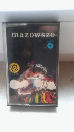 Kaseta magnetofonowa Mazowsze 25 lat