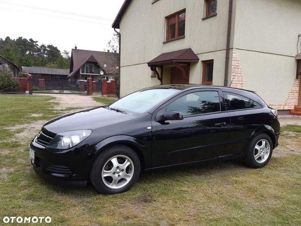 Opel Astra Gtc 1.6 105km Klimatronikpdcopłaconyzarejestrowany