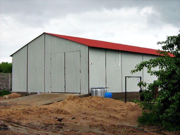hale blaszane, wiaty, blaszane, producent, garaże,profil,