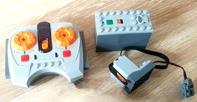 Lego Power Function sterowanie pociąg