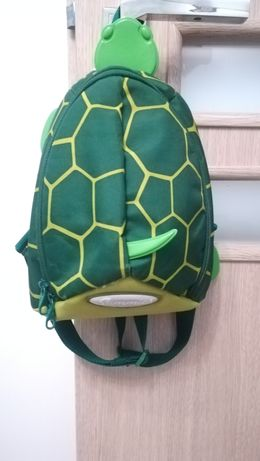 Plecak żółwik - mały  np. na wycieczki