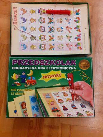 edukacyjna gra elektroniczna