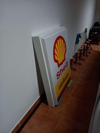 Reclame Shell original