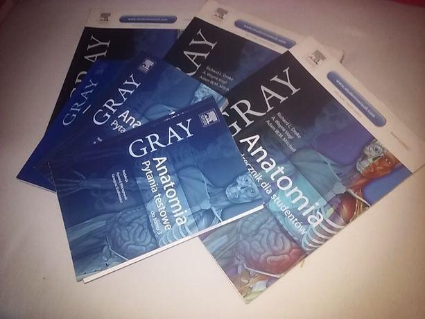 podręczniki Anatomia Gray