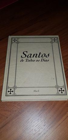 URGENTE! Livro Santos de todos os dias