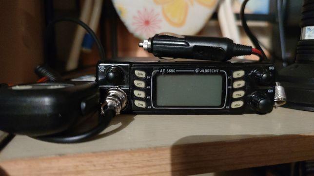 CB radio Albrecht AE6690