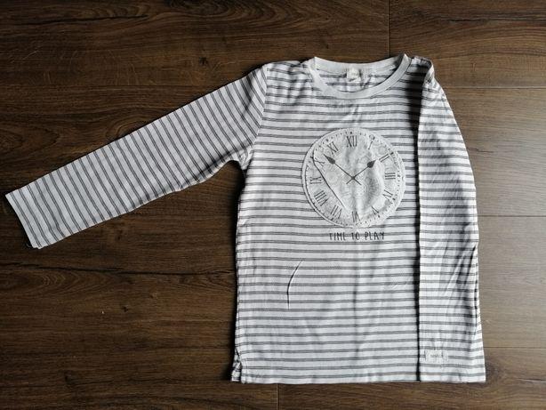 Koszulka z długimi rękawami, NEWBIE, rozmiar 122/128