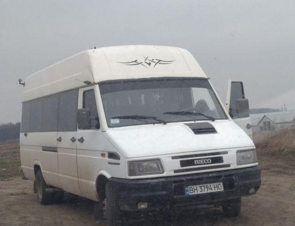 Iveko автобус 1999год