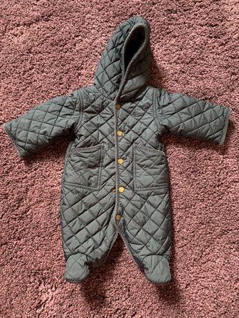 Комбинезон Ralph Lauren Polo с рождения и до 3 месяцов.