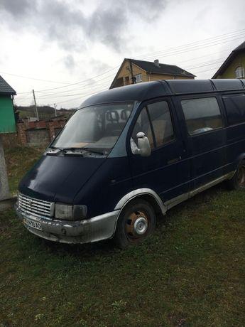 Газель 2705 мікроавтобус полугрузовий
