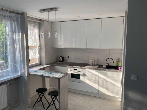 Wynajem apartament 3-pokoje 48m po remoncie Centrum Szpitalna Gwarecka