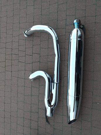 Yamaha Xv 1900 wydechy wydech kolektor  tlumik głośne