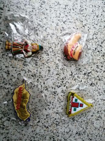 porta - chaves silicone souvenir Ilha da Madeira