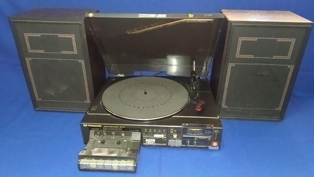 Ретро музыкальный центр Panasonic SG-X10 (1975г.)