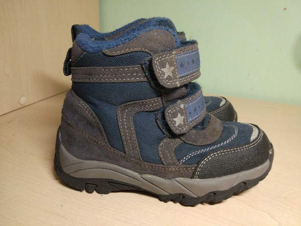 Ботинки сапоги зимние TCM для мальчика